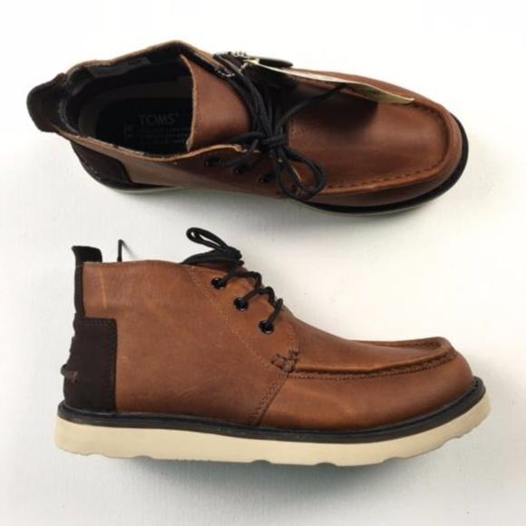 Toms Shoes   Toms Waterproof Chukka